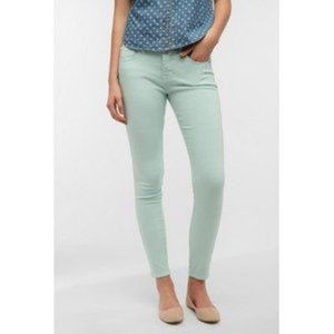 Urban Outfitters BDG mid-rise ankle skinny jeans